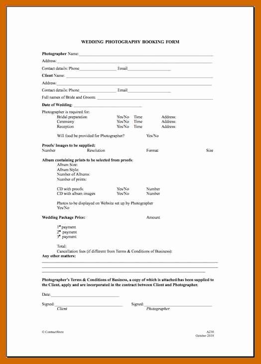 Venue Rental Agreement Template Unique 4 5 Venue Contract Template