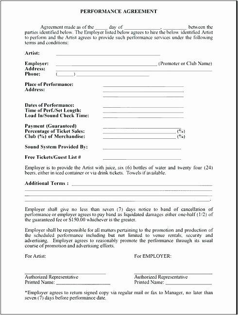 Venue Rental Agreement Template Unique Venue Rental Contract Template Free Equipment Hire Terms