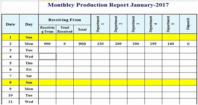 Video Production Plan Template New Production Plan Template Excel format