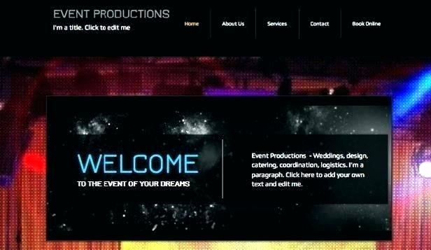 Video Production Web Template New Best Video themes Updated Production Website Template Free