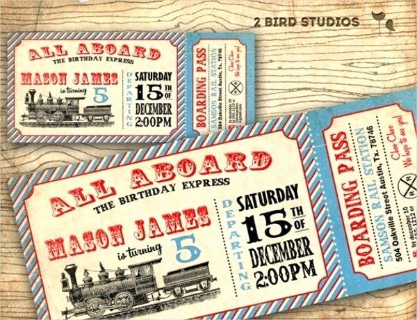 Vintage Movie Ticket Template Awesome Old Fashioned Ticket Template