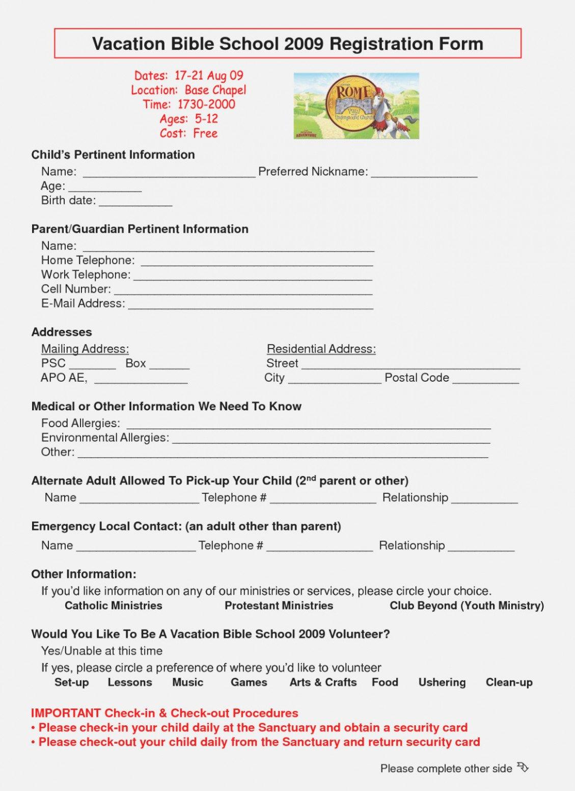 Volunteer Application form Template Beautiful 11 Clarifications Volunteer Application