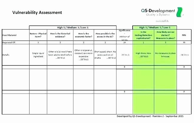 Vulnerability assessment Report Template Elegant Web Application Vulnerability assessment Report Template