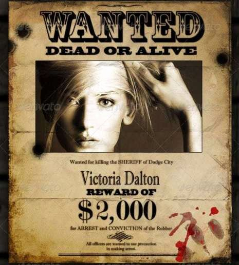 Wanted Poster Template for Word Awesome Wanted Poster Templates Find Word Templates