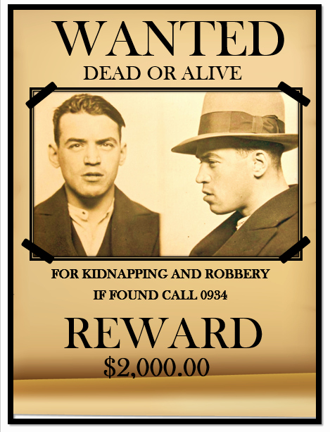 Wanted Poster Template for Word Elegant 13 Free Wanted Poster Templates Printable Docs