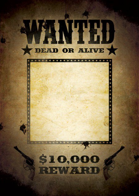 Wanted Poster Template for Word Elegant 29 Free Wanted Poster Templates Fbi and Old West