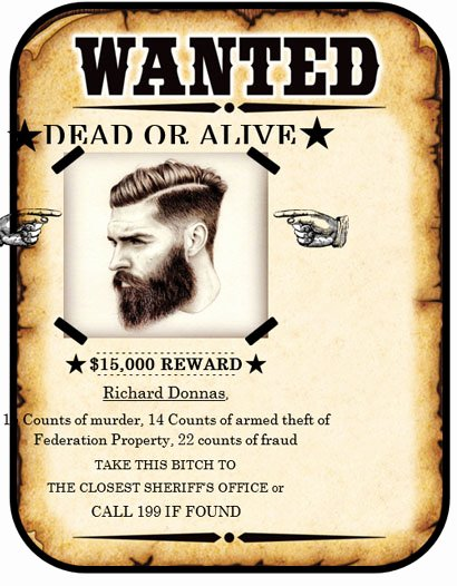 Wanted Poster Template for Word Fresh 35 Best Wanted Posters Template Free Psd Pdf Example formats