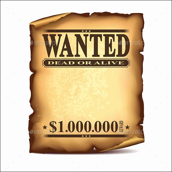 Wanted Poster Template for Word Fresh 6 Best Of Sample Poster Templates Free Flyer