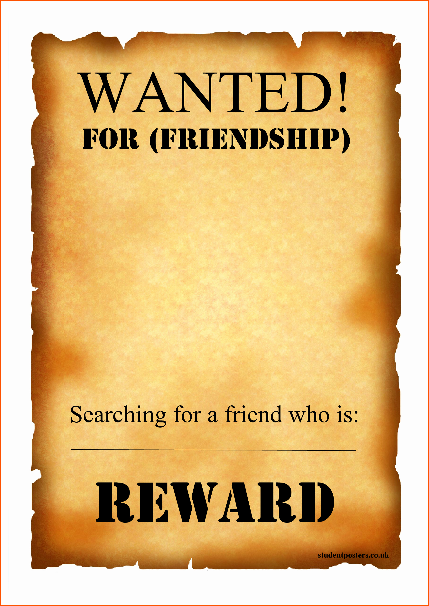 Wanted Poster Template for Word Lovely Wanted Poster Template for Word Portablegasgrillweber