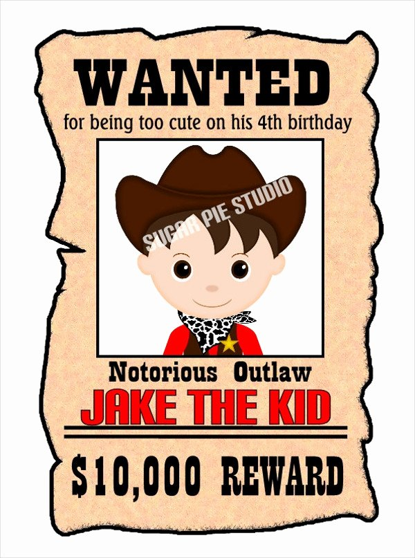 Wanted Poster Template Free Printable Lovely 11 Printable Wanted Posters Free Psd Vector Eps