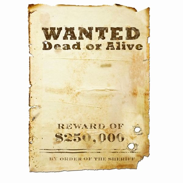 Wanted Poster Template Microsoft Word Fresh Best Options for Poster Printing Freeware