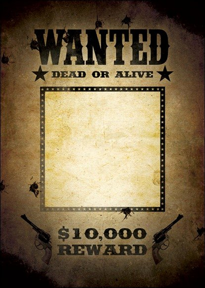 Wanted Poster Template Microsoft Word Inspirational 10 Great Wanted Poster Template Collection