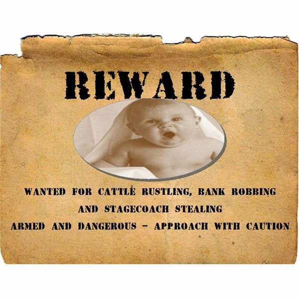 Wanted Poster Template Microsoft Word Unique Four Free Wanted Poster Templates to Download for