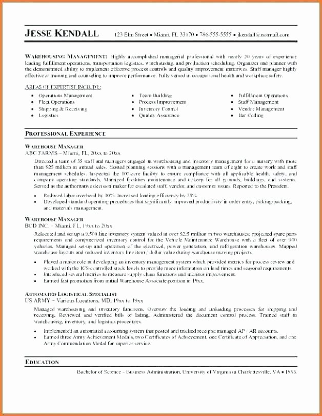 Warehouse Standard Operating Procedures Template Lovely Shipping and Receiving Procedures Templates Duties Of