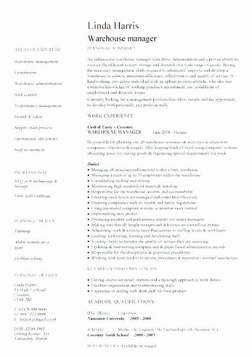 Warehouse Standard Operating Procedures Template Unique Standard Operating Procedures Template Word Fresh