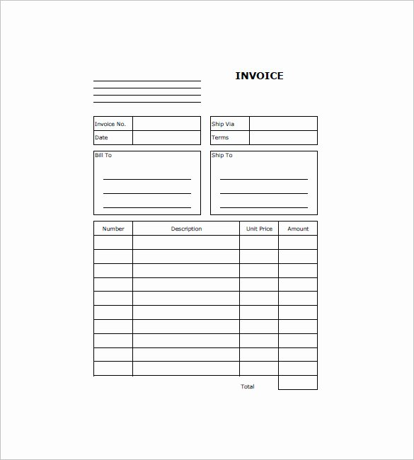Web Design Invoice Template Luxury Graphic Design Invoice Template 13 Free Word Excel