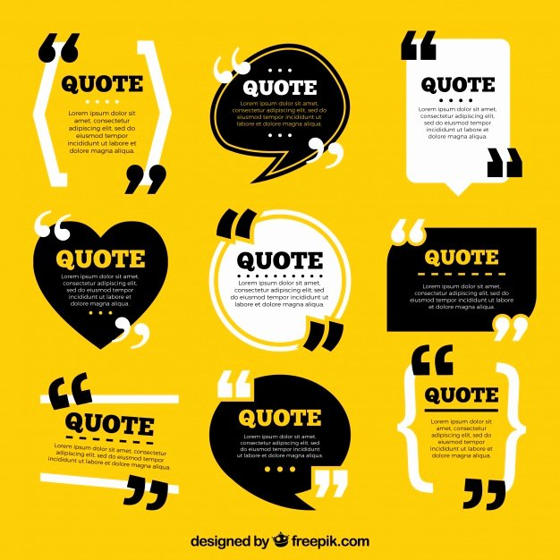 Web Design Quotes Template Lovely aspas Vetores E Fotos