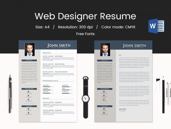 Web Designer Resume Template Elegant 28 Resume Templates for Freshers Free Samples Examples