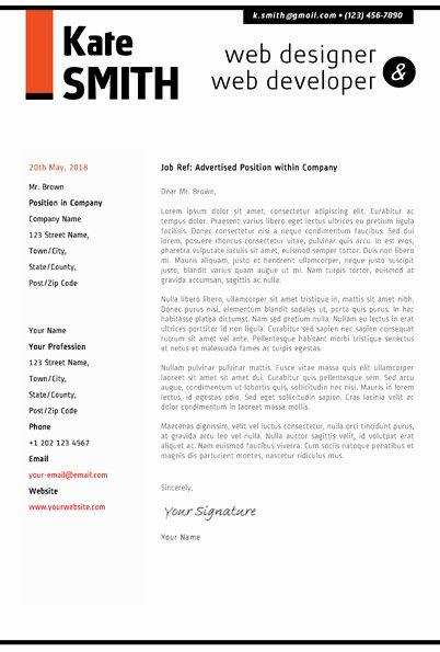 Web Designer Resume Template Elegant Web Designer Resume Template Cover Letter Portfolio