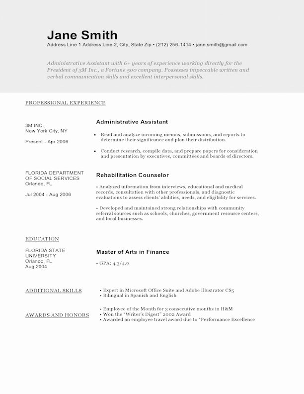 Web Designer Resume Template Inspirational Graphic Design Resume Sample & Writing Guide