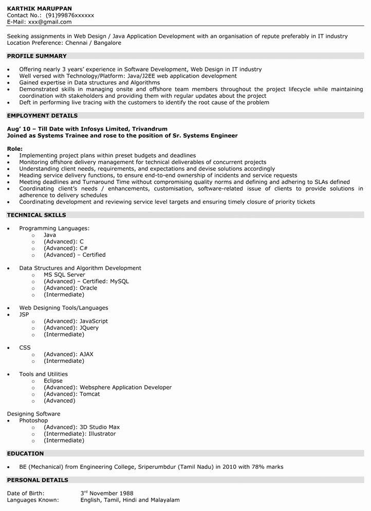 Web Designer Resume Template New Web Designer Resume F Resume