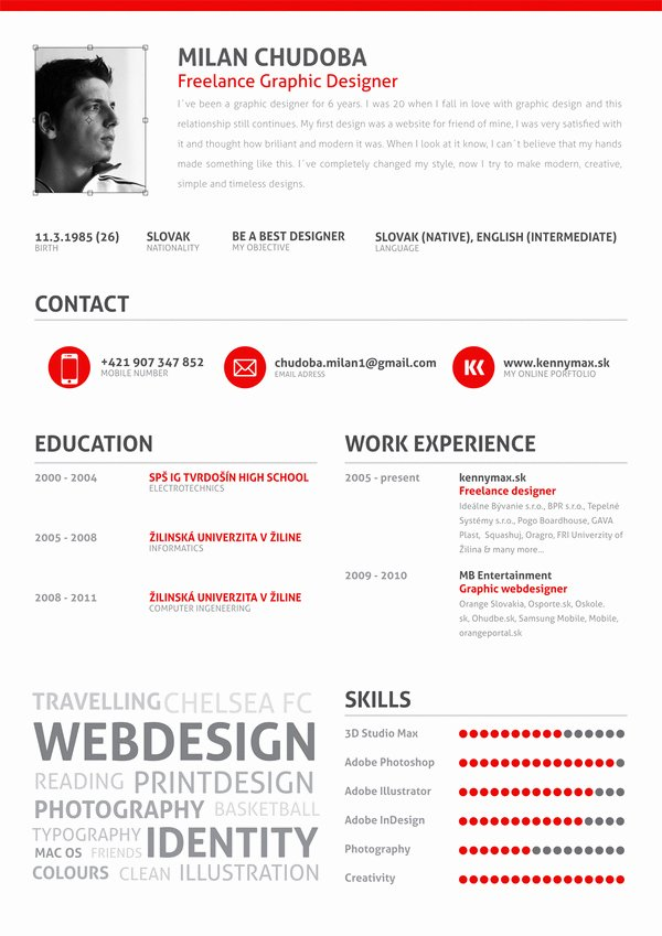 Web Designer Resume Template Unique Web Gallery & Exhibition 2013