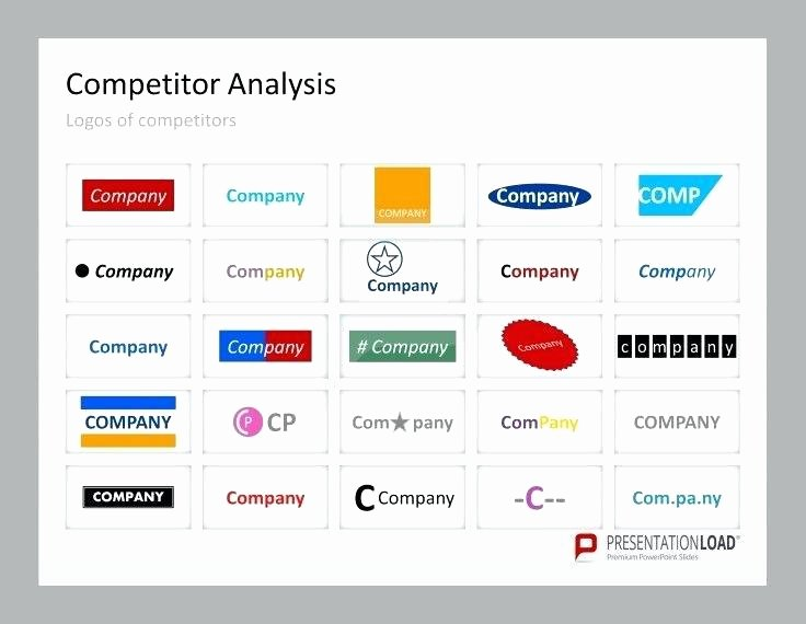 Website Competitive Analysis Template Best Of Website Petitor Analysis Template How to Write A Web