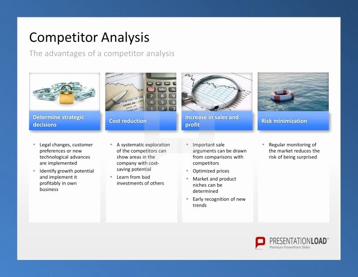 Website Competitive Analysis Template New 88 Best Business Strategy Powerpoint Templates Images