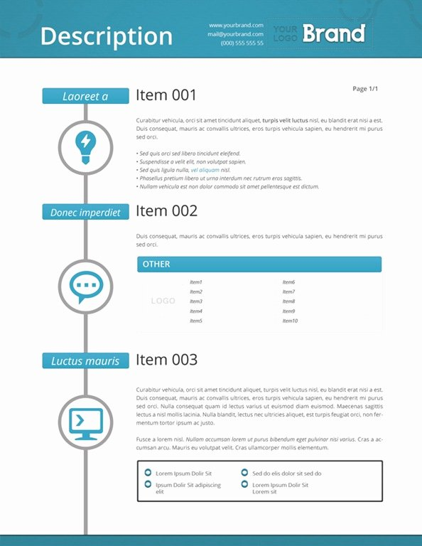 Website Design Quote Template Awesome Modern Job Description Template Templates Data