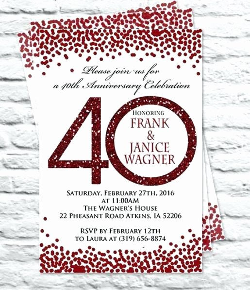 Wedding Anniversary Invitation Template Awesome Wedding Invitation Templates Anniversary Invitations with