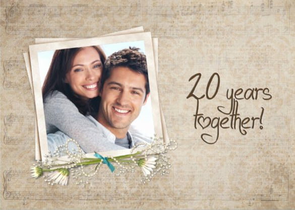 Wedding Anniversary Invitation Template Elegant 27 Anniversary Invitation Templates Psd Ai Word