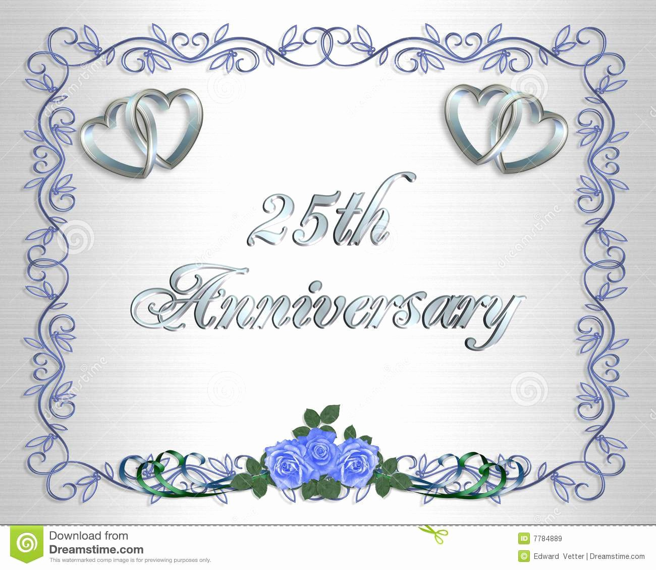 Wedding Anniversary Invitation Template Lovely Wedding Anniversary Invitation Template Free
