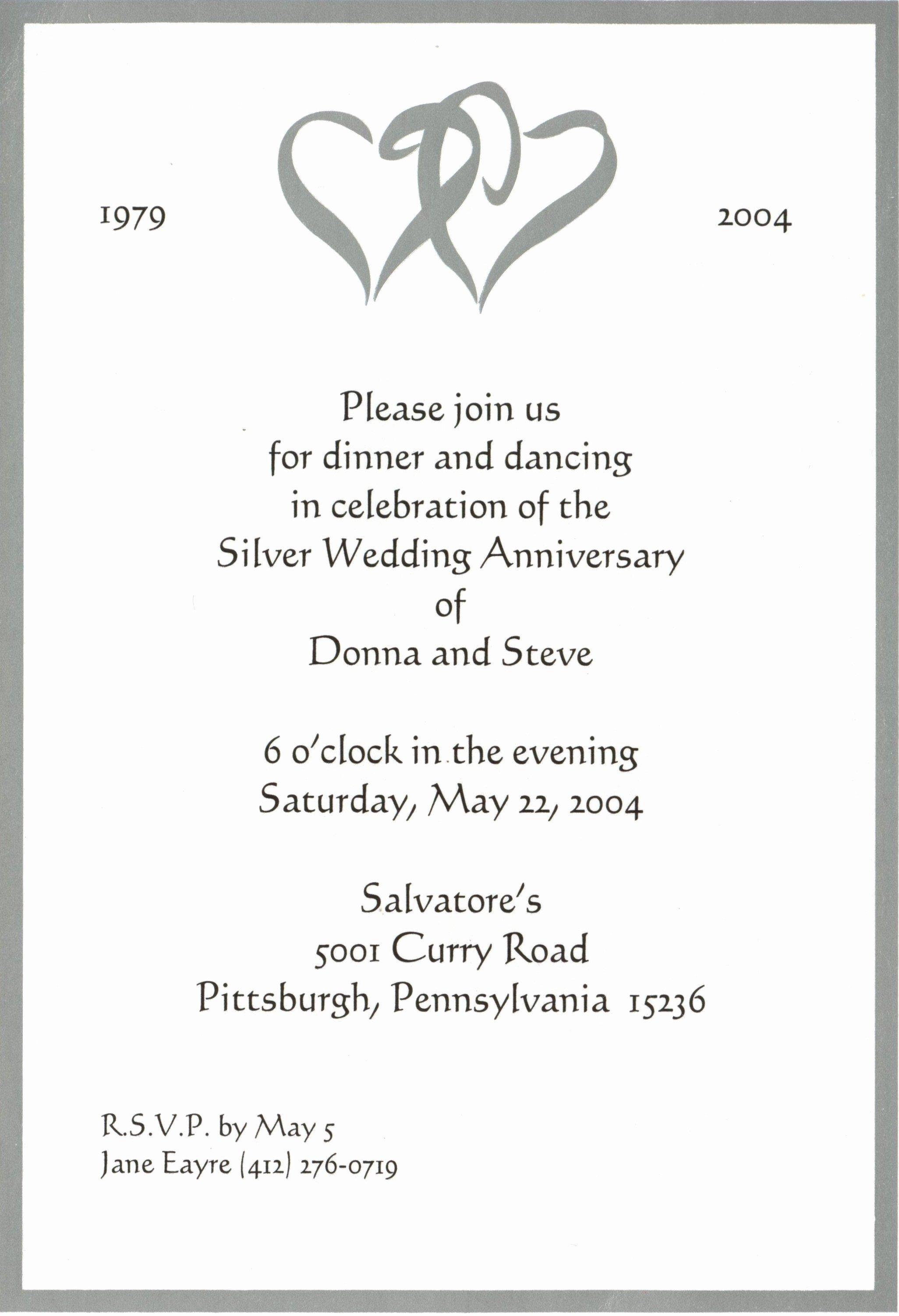 Wedding Anniversary Invite Template Fresh 50th Wedding Anniversary Invitation Templates Awesome