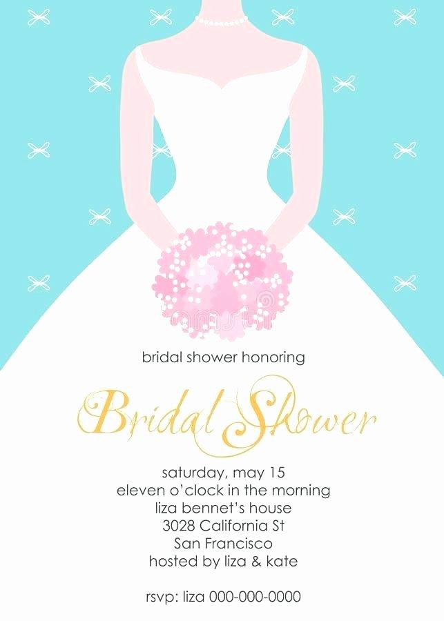 Wedding Dress Invitation Template Fresh Ballerina Dress Invitation Template Box Baby Templates