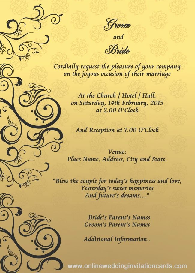 Wedding Invitation Email Template Beautiful Wedding Invitation Designs Templates Google Search