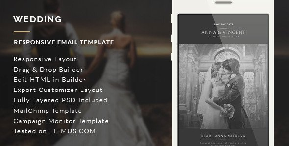 Wedding Invitation Email Template Inspirational Wedding Invitation Email Template Builder Access by