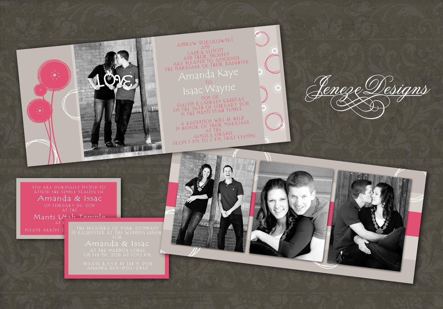 Wedding Invitation Template Photoshop Beautiful 14 Free Wedding Templates for Shop Free