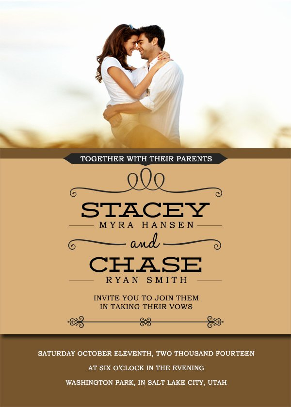Wedding Invitation Template Photoshop Elegant 14 Free Wedding Templates for Shop Free