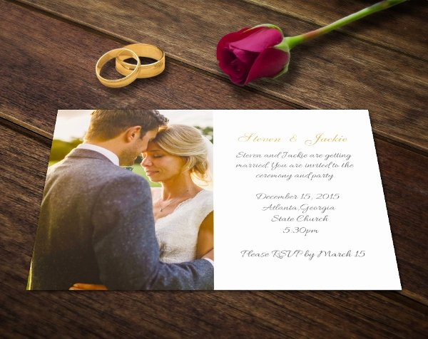 Wedding Invitation Template Photoshop Lovely 41 Creative Wedding Invitation Cards You Need to See for