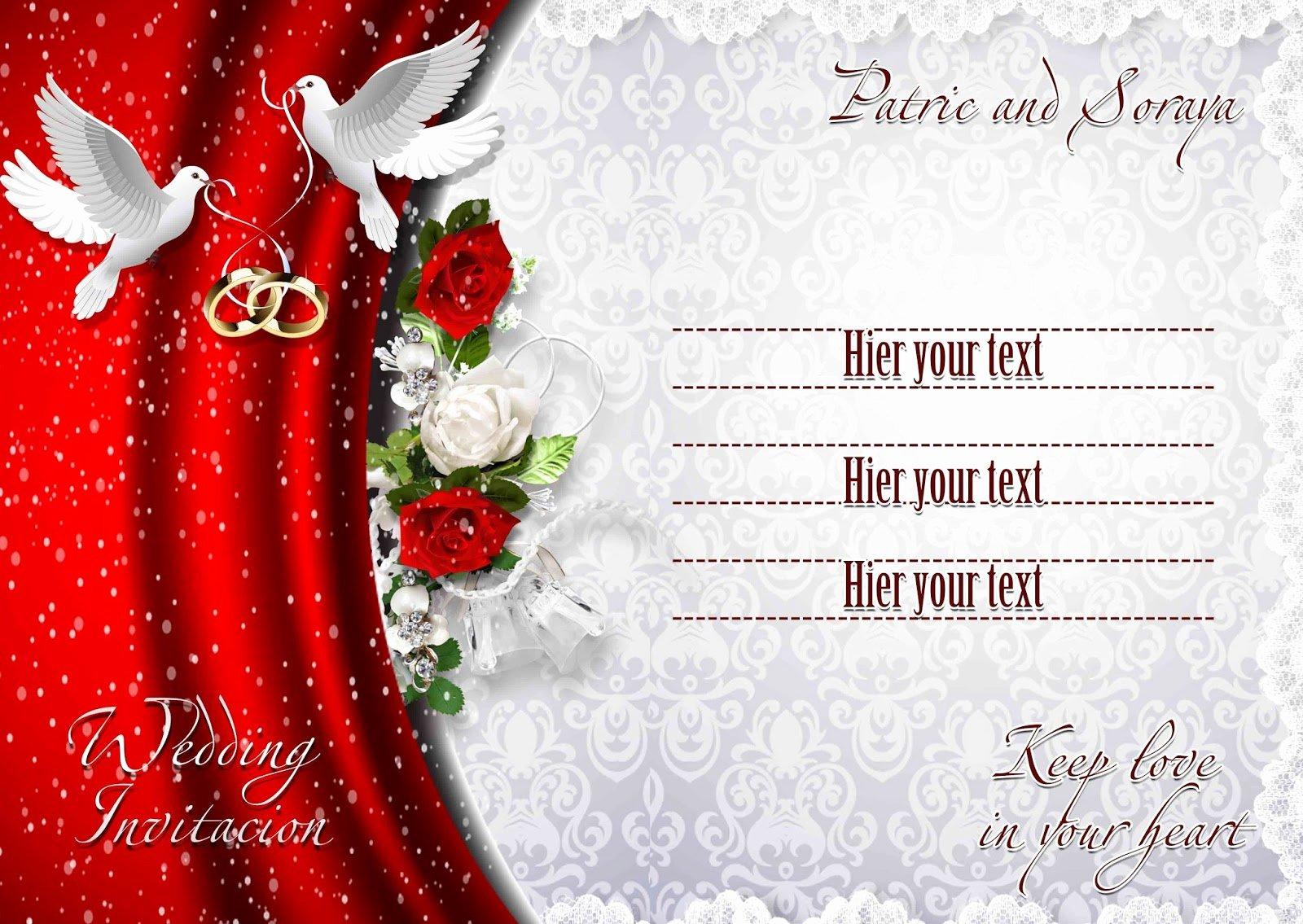 Wedding Invitation Template Psd Beautiful Background Images for Photoshop Wedding Romeondinez