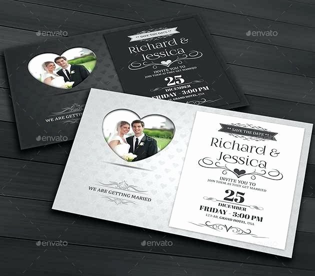 Wedding Invitation Template Psd Elegant Wedding Card Template Shop Design Free Vector