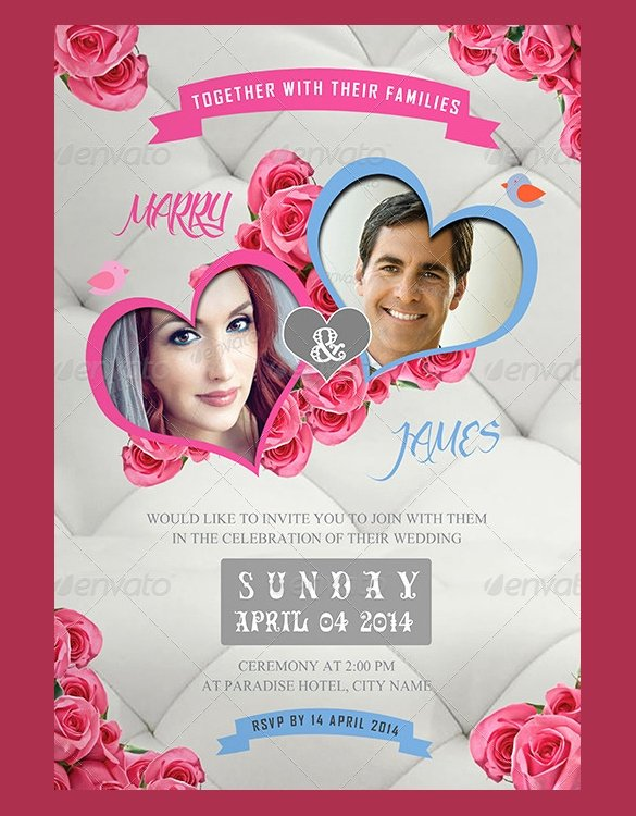 Wedding Invitation Template Psd Lovely Wedding Templates – 15 Free Word Excel Pdf Psd