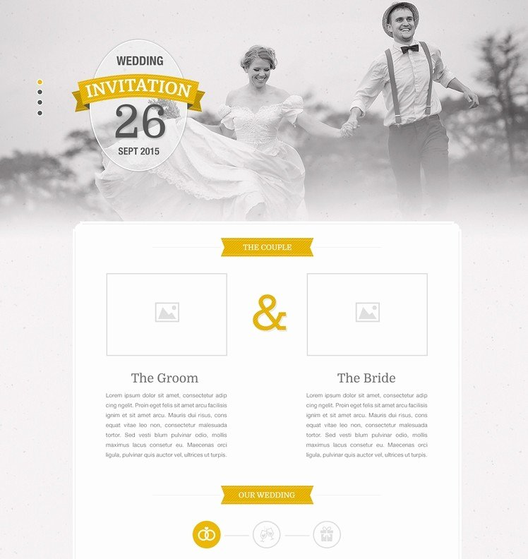 Wedding Invitations Photoshop Template Best Of Free Wedding Invitation Templates Psd Titanui