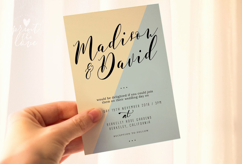 Wedding Invitations Photoshop Template Fresh Wedding Invitation Psd Template Responsive Joomla and