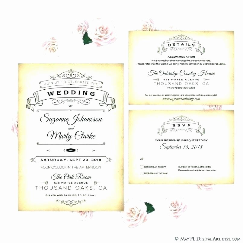 Wedding Invitations Photoshop Template Inspirational Wedding Invitations Card Template Blank Invitation Empty