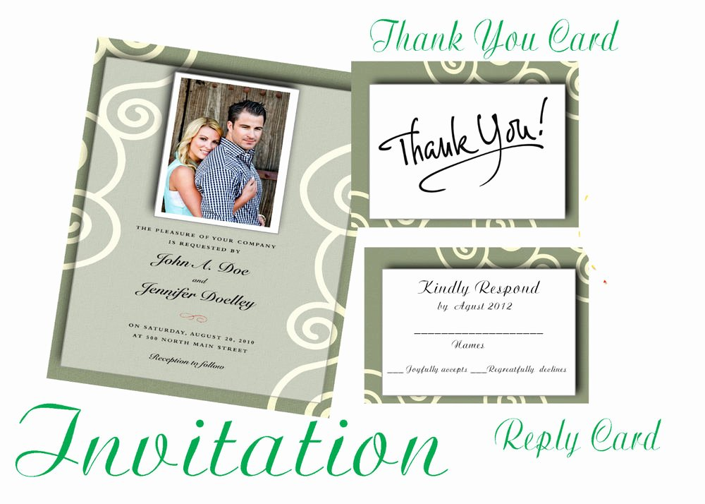 Wedding Invite Photoshop Template Awesome Shop Templates Psd for Wedding Invitation Vol 3
