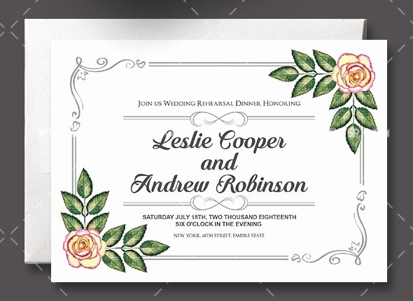 Wedding Invite Photoshop Template Fresh 60 Free Must Have Wedding Templates for Designers