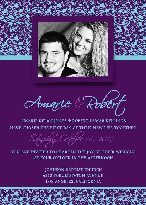 Wedding Invite Template Photoshop Beautiful Unavailable Listing On Etsy