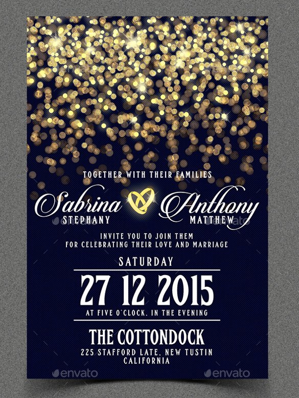 Wedding Invite Template Photoshop Best Of 53 Invitation Card Templates Psd Ai Eps