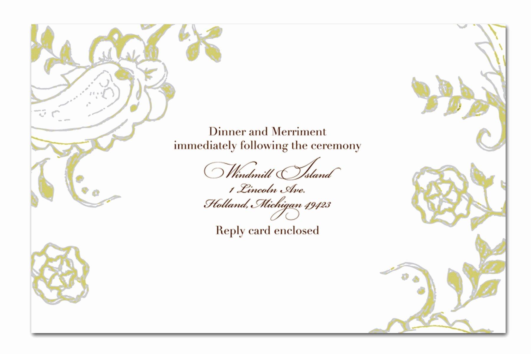 Wedding Invite Template Photoshop Fresh Wedding Invitation Templates Psd Shop Free Creative